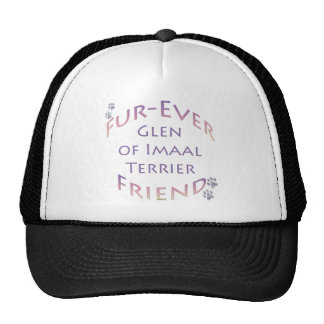 Glen of Imaal Terrier Furever Trucker Hat