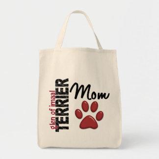 Glen Of Imaal Terrier Mom 2 Grocery Tote Bag