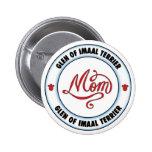 GLEN OF IMAAL TERRIER mom Pin