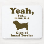 Glen of Imaal Terrier Mouse Mat
