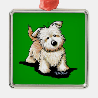 Glen of Imaal Terrier Ornament