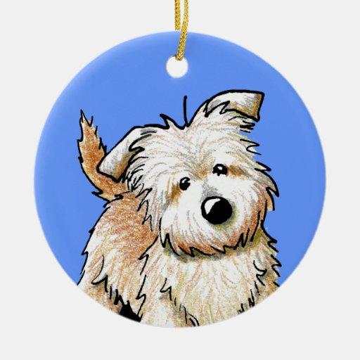 Glen of Imaal Terrier Ornament