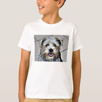 Glen of Imaal Terrier Pop Art T-Shirt