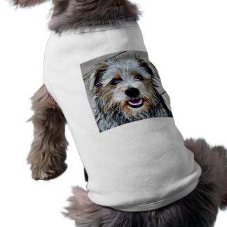 Glen of Imaal Terrier Pop Art Tee