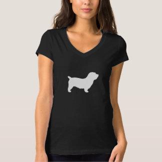 Glen of Imaal Terrier Silhouette T-Shirt