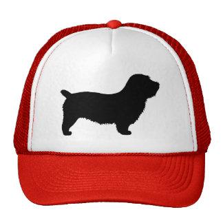 Glen of Imaal Terrier Silhouette Trucker Hat