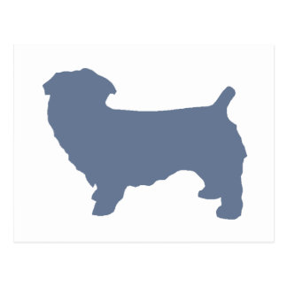 glen of imaal terrier silo blue.png postcard