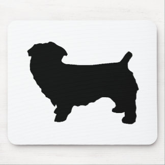 glen of imaal terrier silo mouse pad