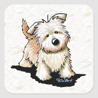 Glen of Imaal Terrier Sticker