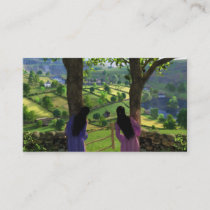 Glen of the Twins Bookmarks Business Card
