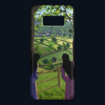 Glen of the Twins iPhone Case