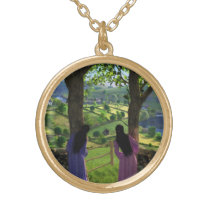 Glen of the Twins Necklace