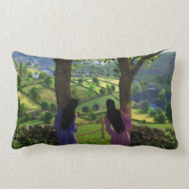 Glen of the Twins Pillow
