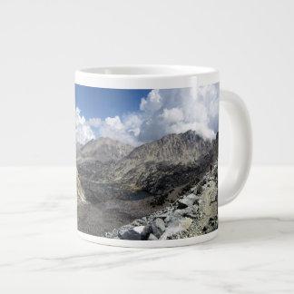Glen Pass over Rae Lakes - John Muir Trail Extra Large Mugs