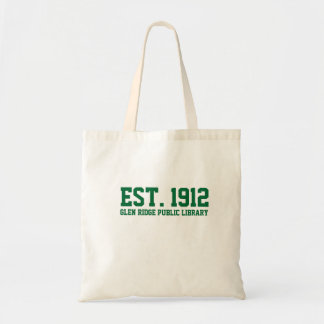 Glen Ridge Public Library Tote Bag
