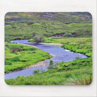 Glen River In Ireland Mouse Pads