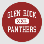 Glen Rock - Panthers - Middle - Glen Rock Stickers
