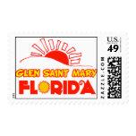 Glen Saint Mary, Florida Stamp