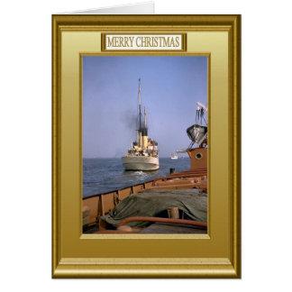 Glen StrathAlan at sea Cards