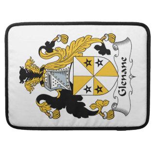 Glenane Family Crest Sleeves For MacBook Pro