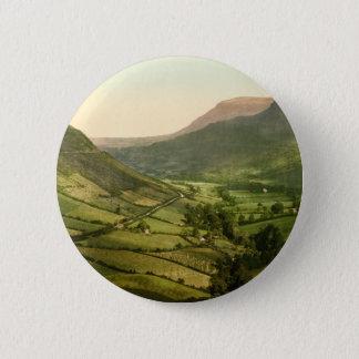 Glenariff, County Antrim Button