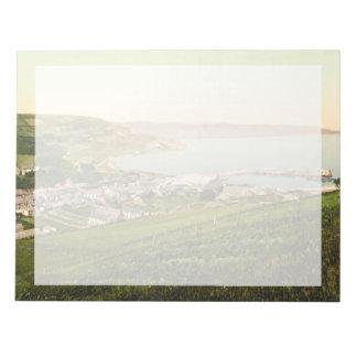 Glenarm, condado Antrim, Irlanda del Norte Libreta Para Notas