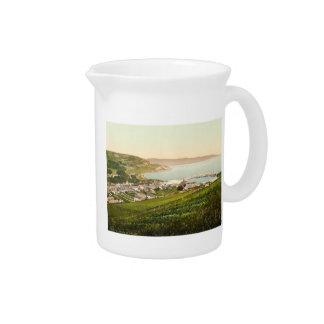 Glenarm County Antrim Northern Ireland Beverage Pitchers