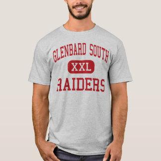 Glenbard South - Raiders - High - Glen Ellyn T-Shirt