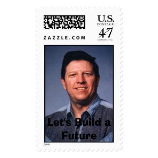 glenbrink, Let's Build a Future Postage