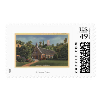 Glencairn, Replica of Annie Laurie's Church Postage