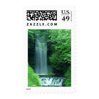 glencar lough falls stamp