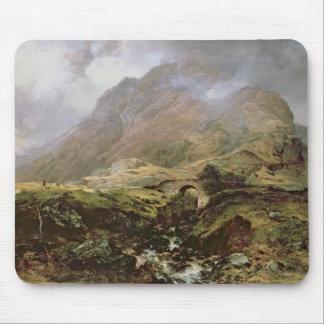 Glencoe, 1847 mouse pad