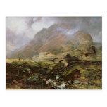 Glencoe, 1847 postales