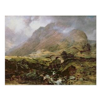 Glencoe, 1847 tarjeta postal