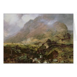 Glencoe, 1847 tarjeton
