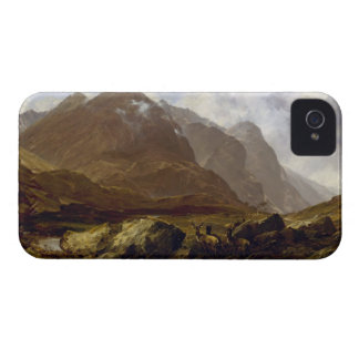 Glencoe by Horatio McCulloch Case-Mate iPhone 4 Case
