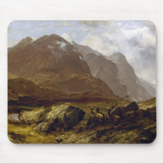 Glencoe by McColluch Mouse Pad
