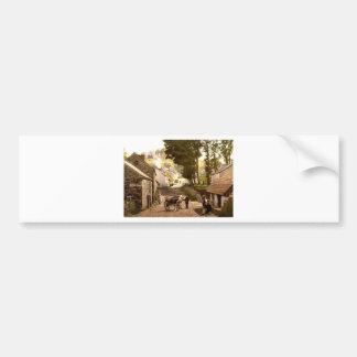 Glencoe Village_Ireland Bumper Stickers