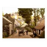 Glencoe Village_Ireland Postal