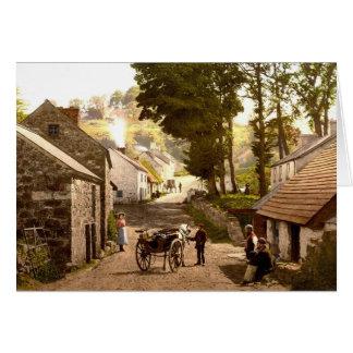 Glencoe Village_Ireland Tarjeta De Felicitación