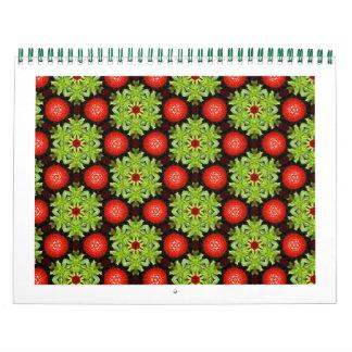 Glenda el buen calendario de Foodie 2012