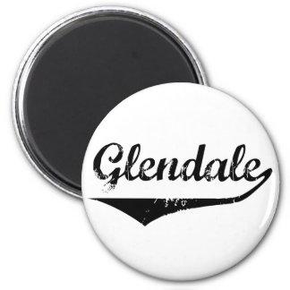 Glendale 2 Inch Round Magnet