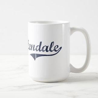Glendale Arizona Classic Design Classic White Coffee Mug