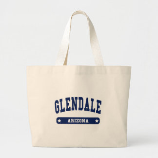 Glendale Arizona College Style tee shirts Canvas Bags
