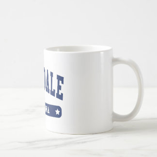 Glendale Arizona College Style tee shirts Classic White Coffee Mug