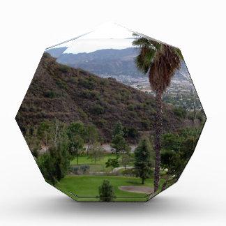 Glendale atop the Verdugo Mountain Range Award
