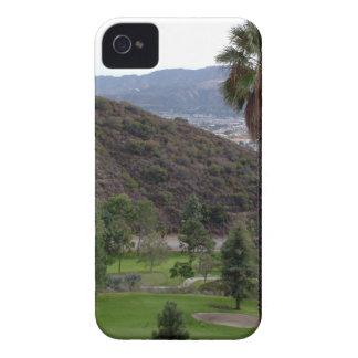 Glendale atop the Verdugo Mountain Range Case-Mate iPhone 4 Cases