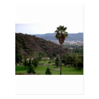 Glendale atop the Verdugo Mountain Range Postcards