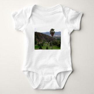 Glendale atop the Verdugo Mountain Range T-shirts
