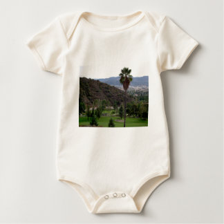 Glendale encima de la cordillera de Verdugo Body De Bebé